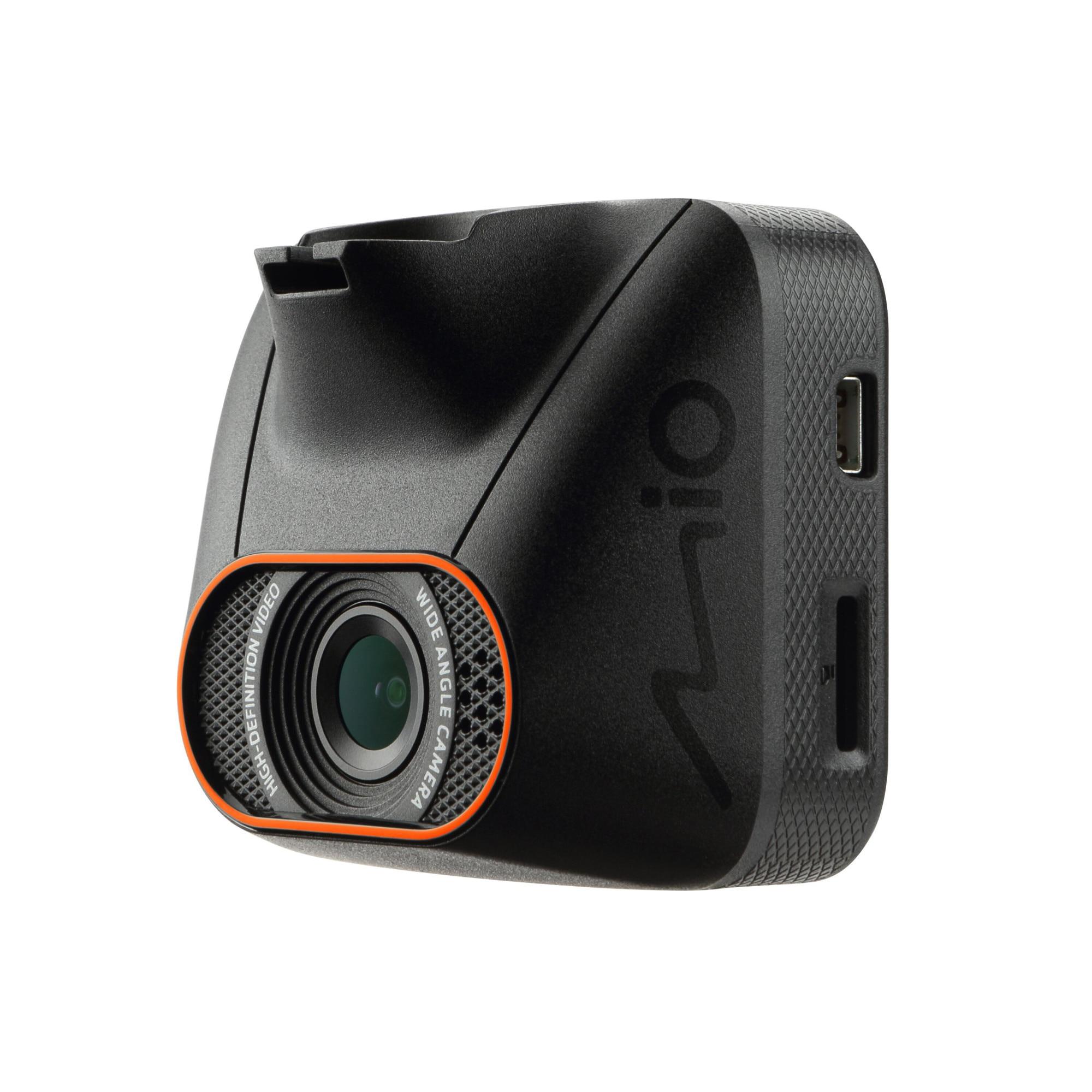 """Fotografie Camera auto DVR Mio MiVueC540, Full HD, ecran de 2"""", unghi de 130 grade, senzor G cu 3 axe, obiectiv F1,8 , negru"""