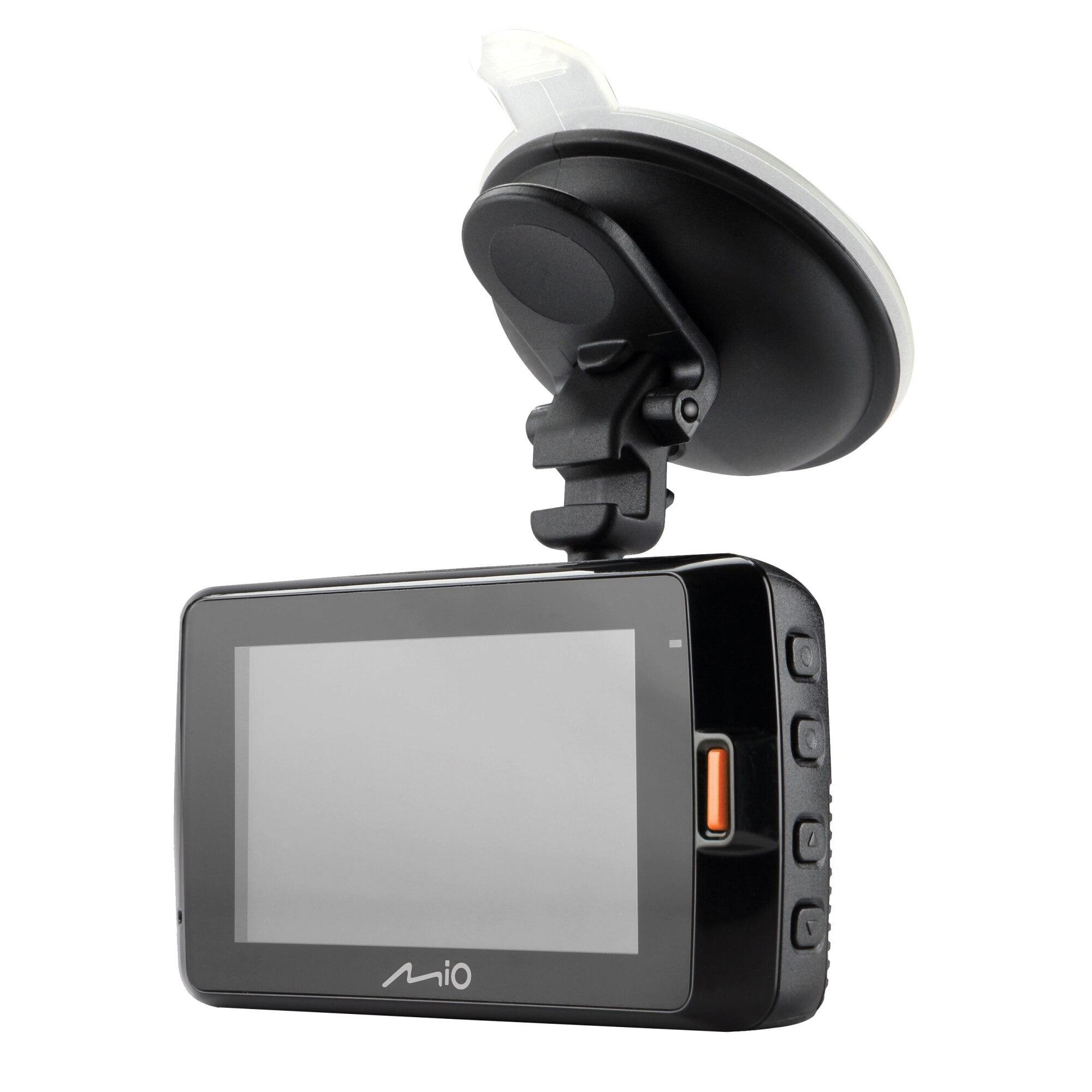 "Fotografie Camera auto DVR Mio MiVue798, QHD, ecran de 2.7"", unghi de 150 grade, senzor Sony Starvis Cmos, Wi-Fi, GPS încorporat, negru"