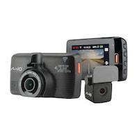 """Camera auto DVR duala Mio MiVue798, QHD, ecran de 2.7"""", unghi de 150 grade fata/140 grade spate, senzor G cu 3 axe, Wi-Fi, GPS încorporat, negru"""