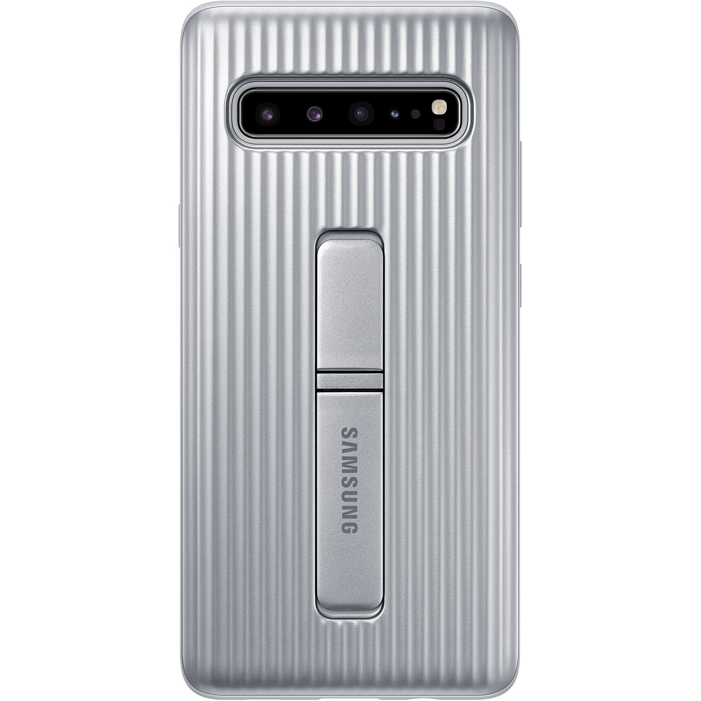 Fotografie Husa de protectie Samsung Cover pentru Galaxy S10 5G, Silver