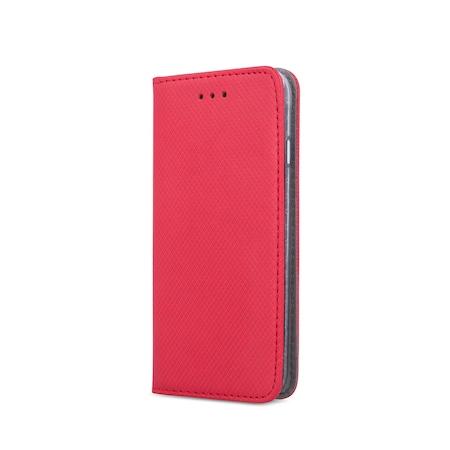 Тефтер Smart Magnet Case Samsung Galaxy A70, Червен