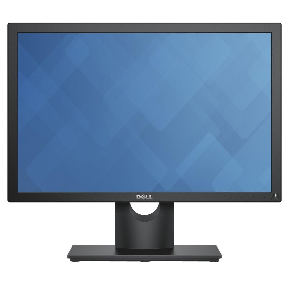 """Fotografie Monitor LED Dell 19.5"""", Wide, HD, Negru, E2016H"""