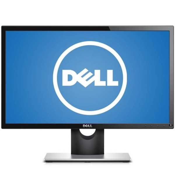 "Fotografie Monitor LED Dell 23.8"", Wide, Full HD, 1 x HDMI, Anti glare, Negru, SE2416H"