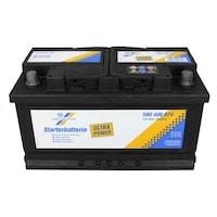 Акумулатор CARTECHNIC Ultra Power 80AH/740A, 12V