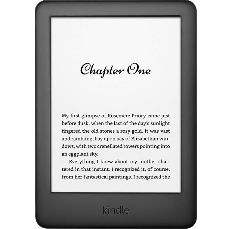 Fotografie eBook reader Kindle 2019, WiFi, 8 GB, 167 ppi, Negru