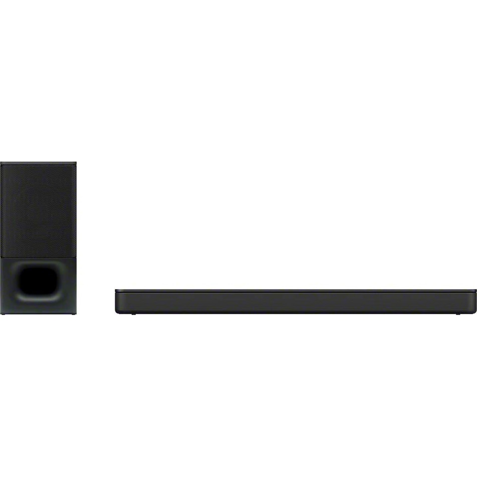 Fotografie Soundbar Sony HT-S350, 2.1, 320W, Subwoofer wireless, Bluetooth, Negru
