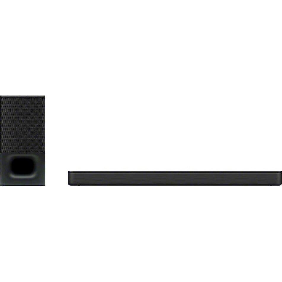 Fotografie Soundbar Sony HT-S350, 2.1, 320W, Subwoofer wireless, Bluetooth, Negru