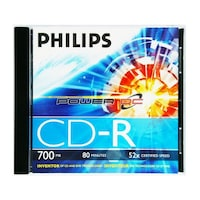 Philips CD-R lemez Papír tok (326722)