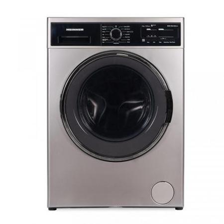 Masina de spalat rufe Heinner HWM-V9, 9 Kg, 1400 RPM, Clasa A+++, Display Digital, Touch control, Motor Inverter, 60 cm, Alb
