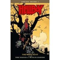 Hellboy Omnibus Volume 3: The Wild Hunt de Mike Mignola