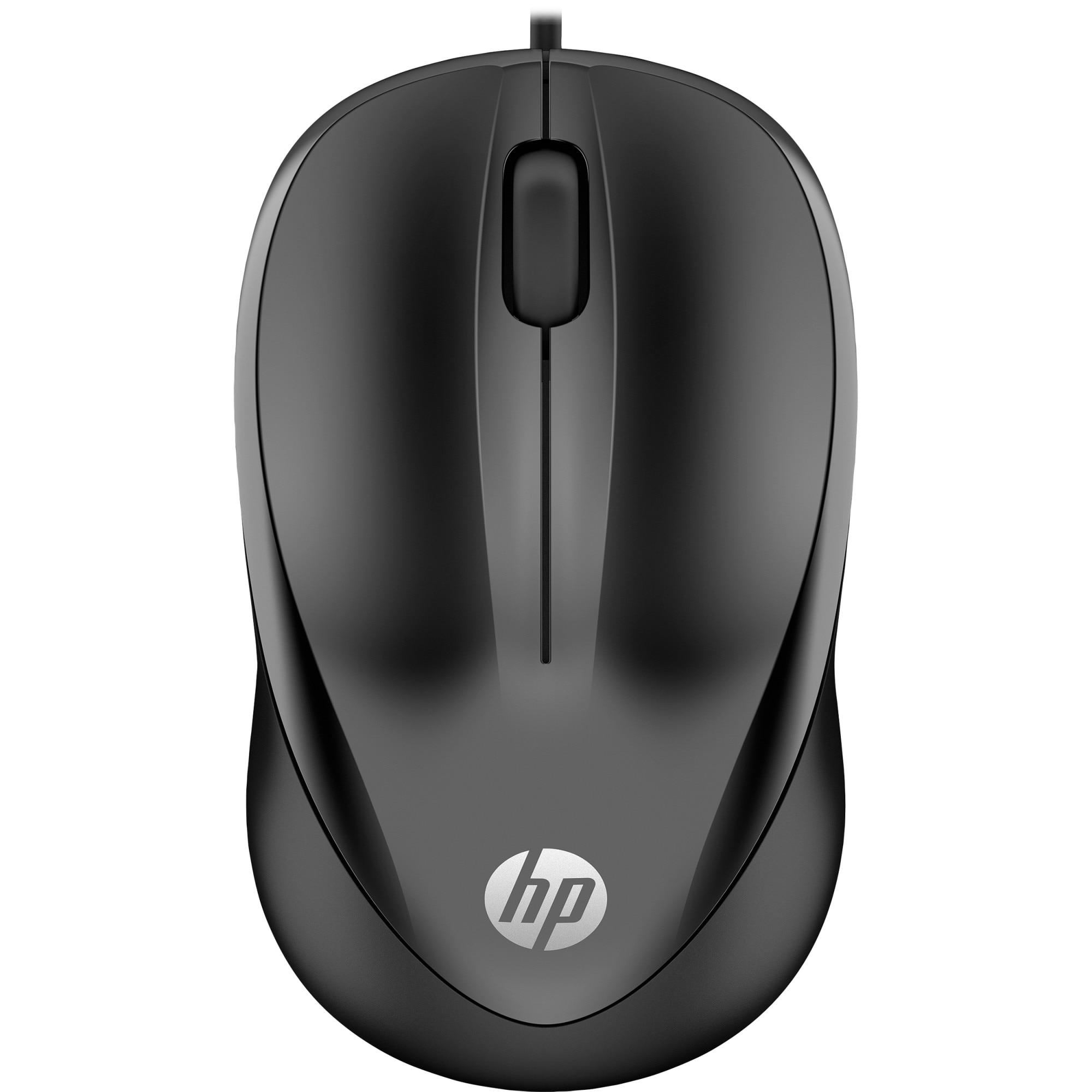 Fotografie Mouse HP 1000, Negru