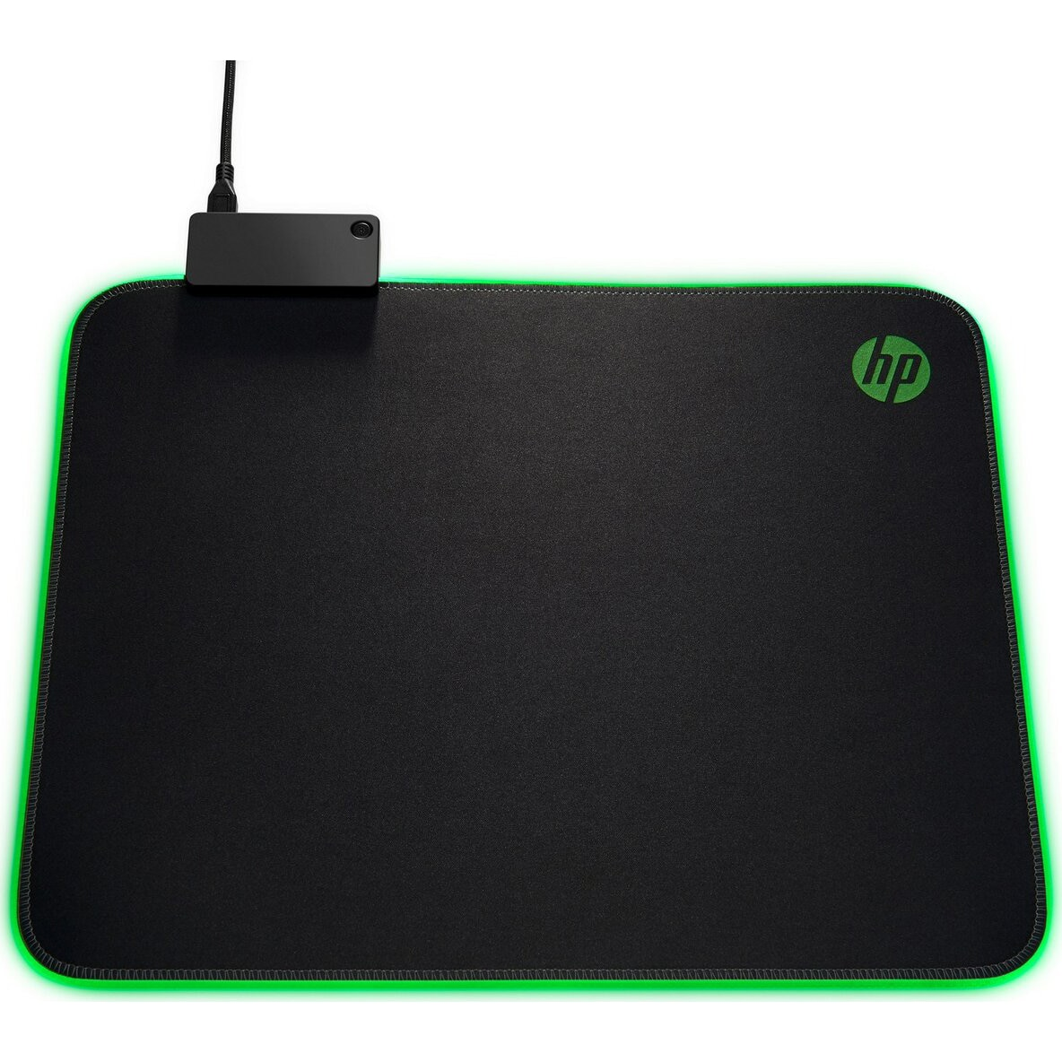 Fotografie Mousepad gaming HP Pavilion 400, iluminare RGB
