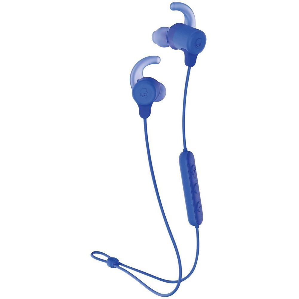 Fotografie Casti Audio Sport In ear Skullcandy Jib+, Wireless, Bluetooth, Functie Bass, Microfon, Autonomie 8 ore, Blue Black