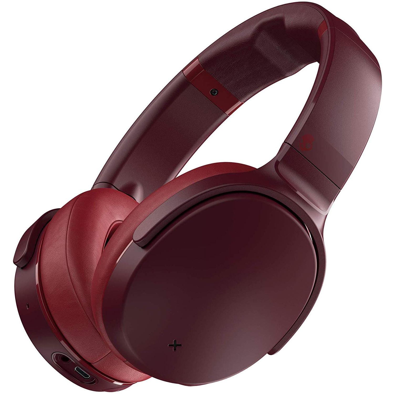 Fotografie Casti Audio Over-Ear, Skullcandy Venue, Bluetooth, Moab Red