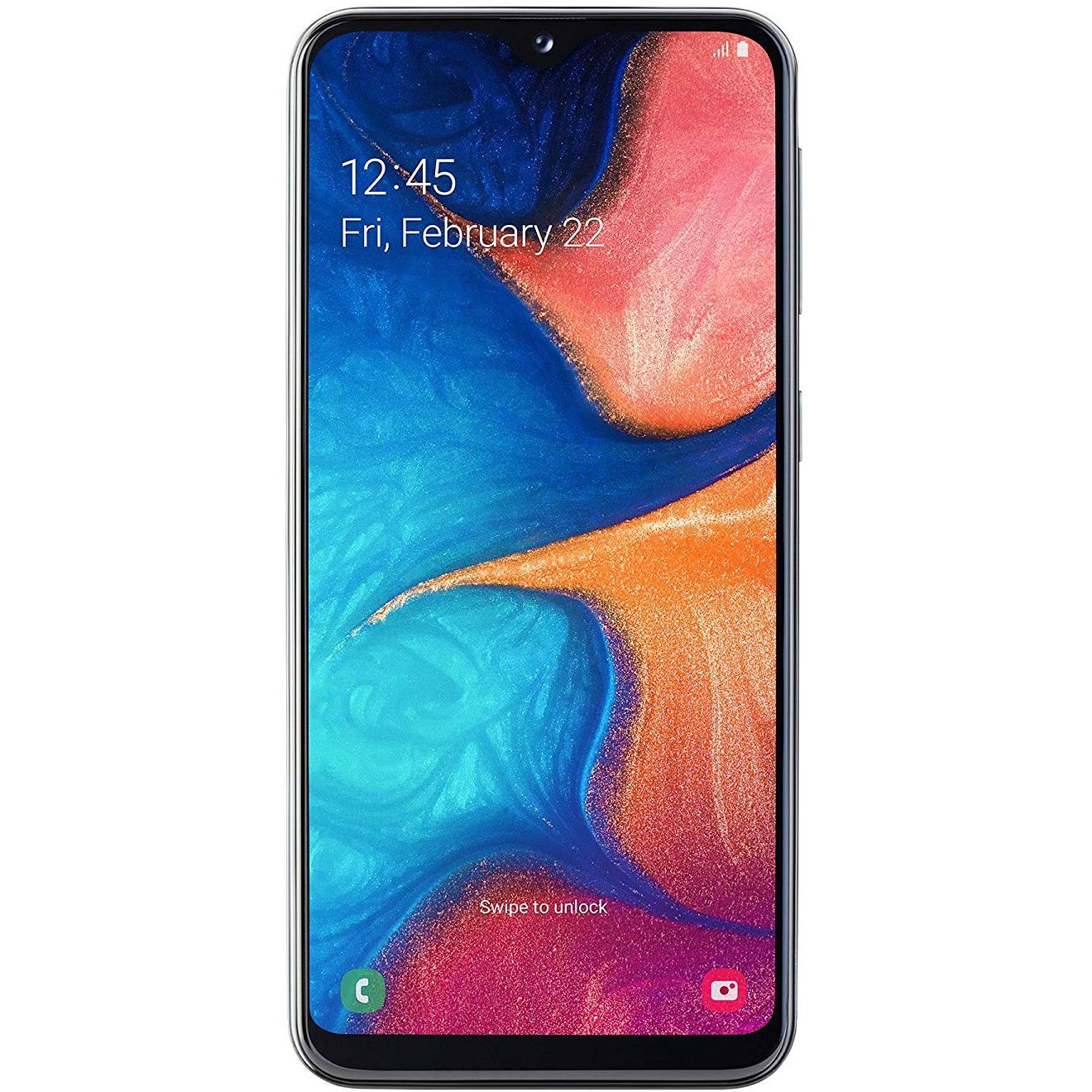 Fotografie Telefon mobil Samsung Galaxy A20e, Dual SIM, 32GB, 4G, Black
