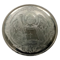 """Монета от чисто сребро """"Архангел Михаил"""", 32,6 мм, 16 гр., Ag 999.9"""