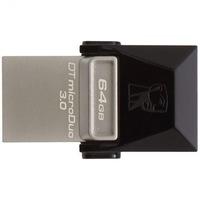 Flash Kingston microDuo 3C pendrive (64 GB | USB 3.0/USB 3.1 + USB type-C)