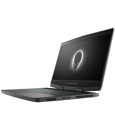 Лаптоп Alienware m15, Core i7-8750H (6C, 9MB, up to 4.1GHz), 15.6