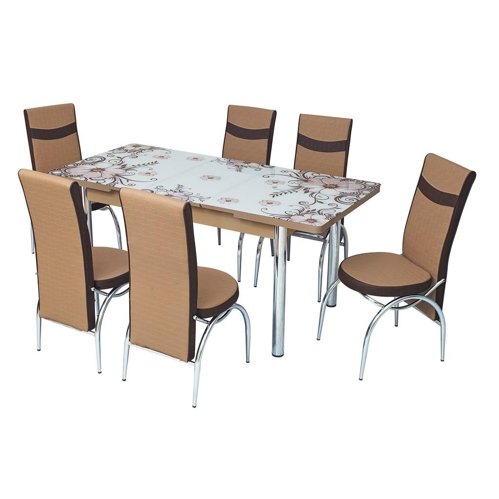 Cum alegem masa și scaunele pentru o zonă de dining perfectă