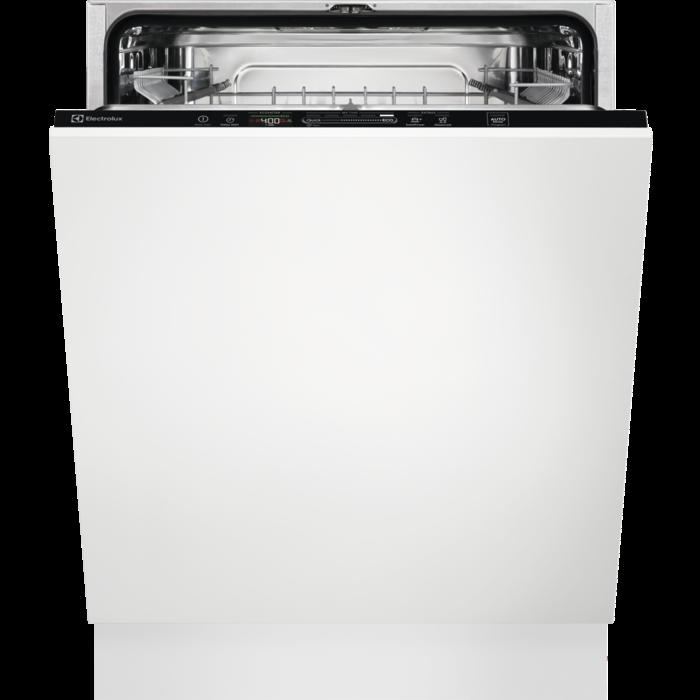 Fotografie Masina de spalat vase incorporabila Electrolux EES47320L, 13 seturi, 8 programe, Motor Inverter, AirDry, Clasa D, 60 cm