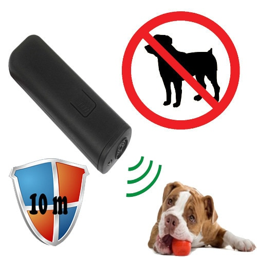 Aparat portabil pentru alungarea cainilor agresivi Dog STOP - eMAG.ro