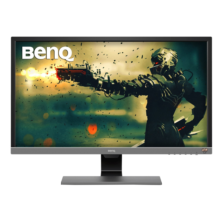 "Fotografie Monitor gaming LED TN Benq 28"", 4K UHD, Display Port, FreeSync, 1ms, Gri"