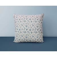 "Калъфка за декоративна възглавница ""ROSITAS azul"", размер 45x45 см."