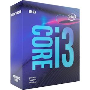 Procesor Intel® Core™ i3-9100F Coffee Lake, 3.60GHz, 6MB, fara grafica integrata, Socket 1151 - Chipset seria 300