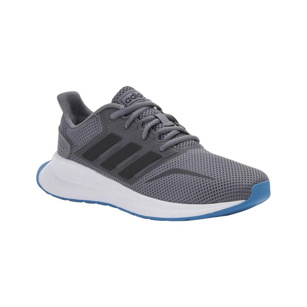 satira sempre dritto Davanti a voi  Incaltaminte de alergare pentru copii Adidas Falcon, gri, 36 - eMAG.ro