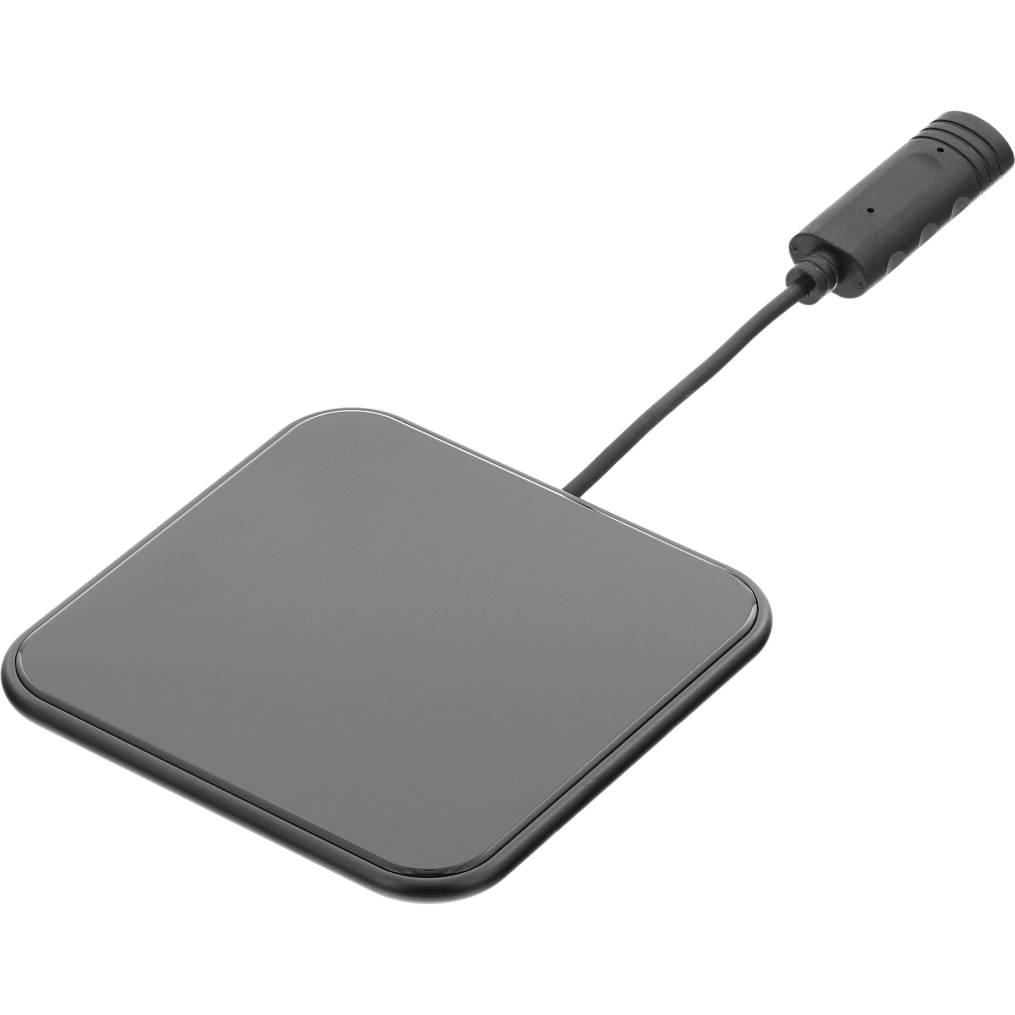 Fotografie Incarcator wireless Tellur, Certificat Qi, 10W, Negru
