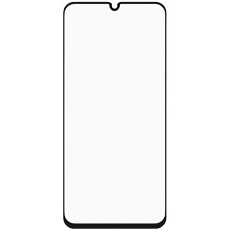 Fotografie Folie de protectie Tellur, Tempered Glass 2.5D Full Glue pentru Samsung Galaxy A40, Negru