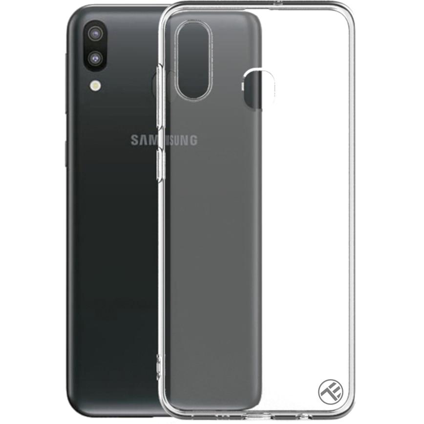 Fotografie Husa de protectie Tellur Silicon pentru Samsung Galaxy M20, Transparent