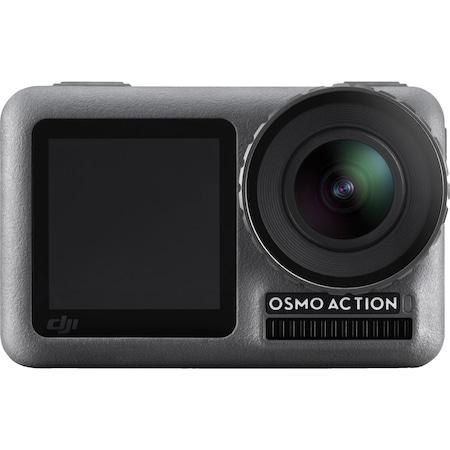 Спортна видеокамера DJI Osmo Action, 4K, Черна