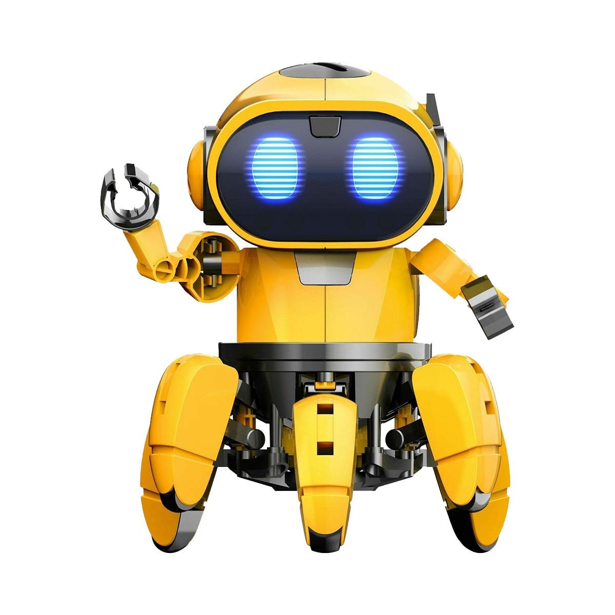 Fotografie Robot interactiv S.T.E.M. - Tobbie