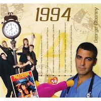 CD картичка с хитове от 1994 година