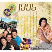 CD картичка с хитове от 1995 година