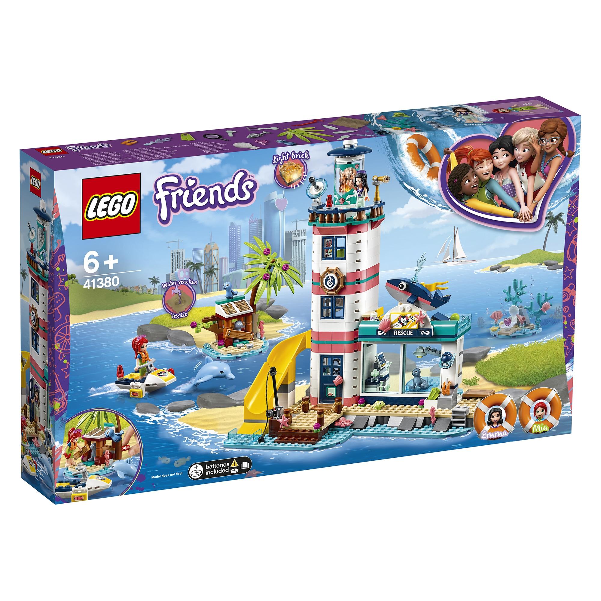 Delphin Aus Set 41375 LEGO Friends Figur