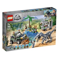set lego jurassic world