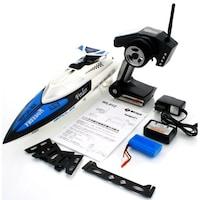 Profi távirányítós motorcsónak - RTR RC - Powerboat / kék-fehér