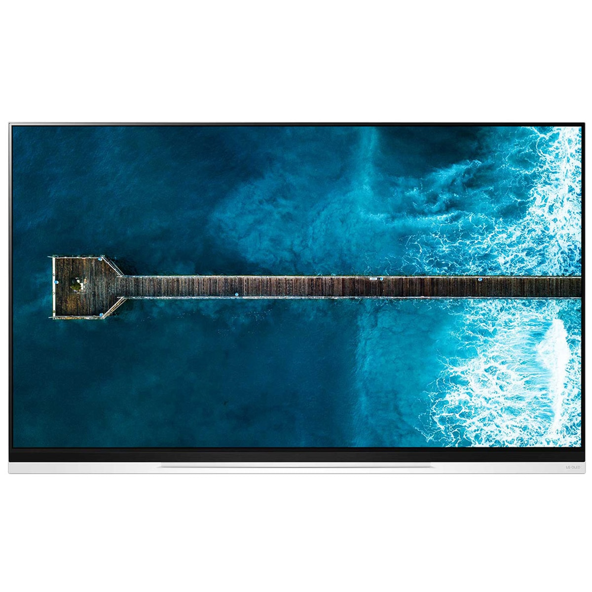 Fotografie Televizor OLED Smart LG, 164 cm, OLED65E9PLA, 4K Ultra HD