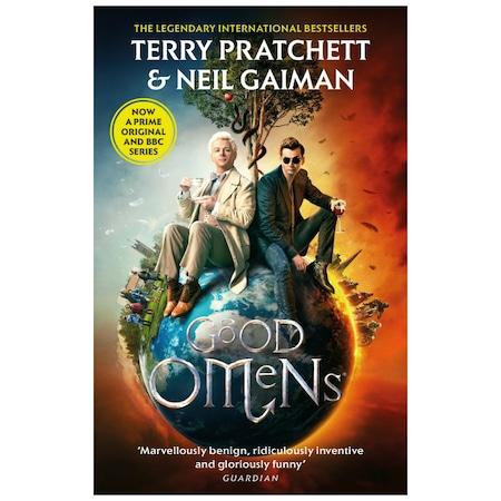 Good Omens - Neil Gaiman, Terry Pratchett