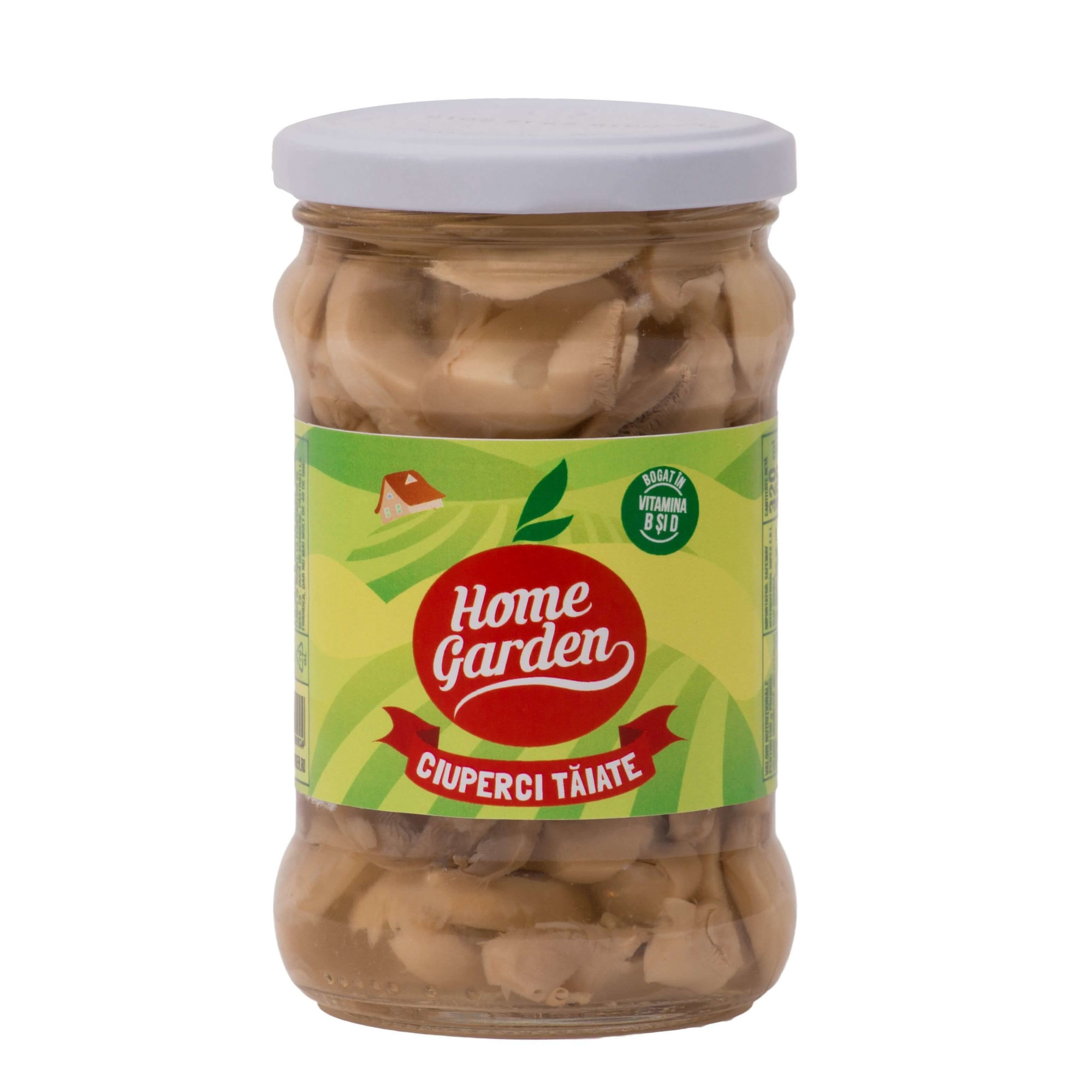 ciuperci borcan)