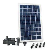 Ubbink 1351181 SolarMax 600 Napelem és pumpa szett