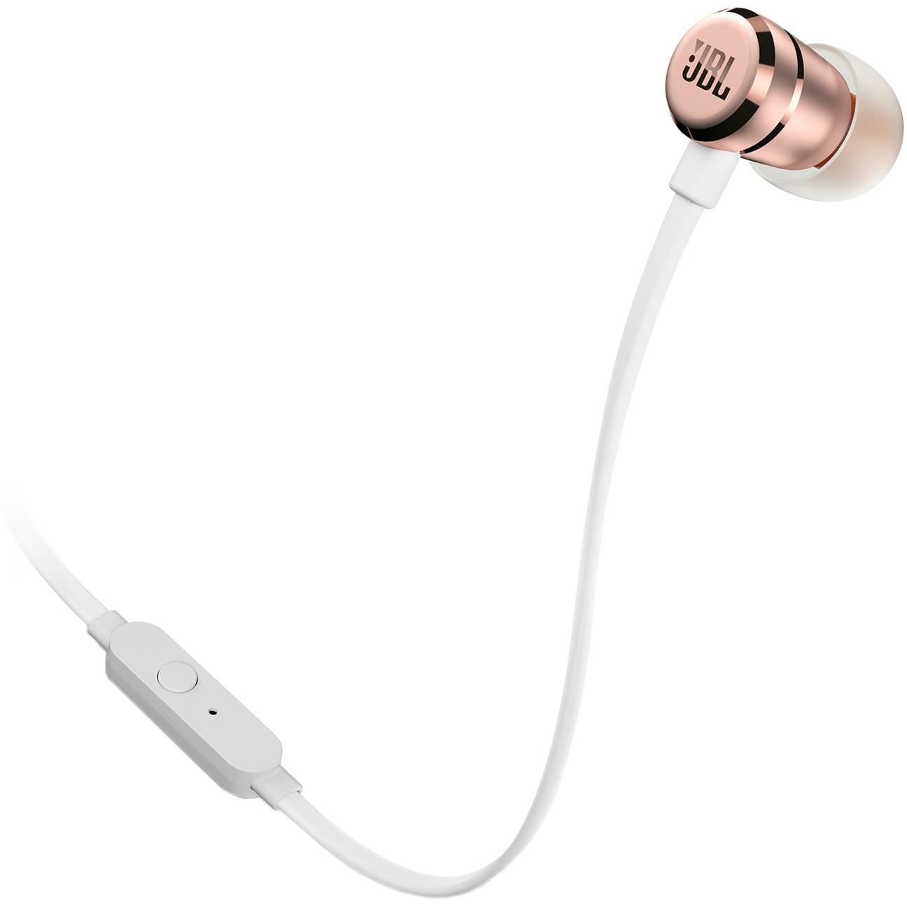 Fotografie Casti Audio In Ear JBL Tune 290, Cu fir, Alb
