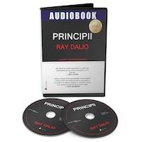 Principii de Ray Dalio - Audiobook