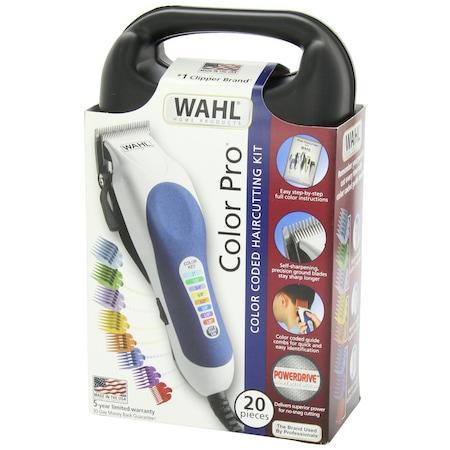 Машинка за подстригване WAHL ColorPro