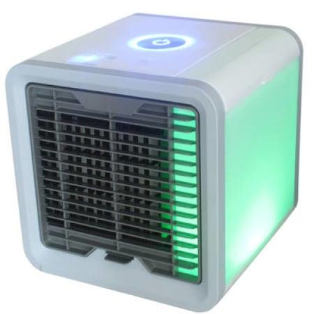 Livington Arctic Air Cooler hordozható légkondicionáló készülék USB csatlakozással lehűti a környezetét bárhol és bármikor