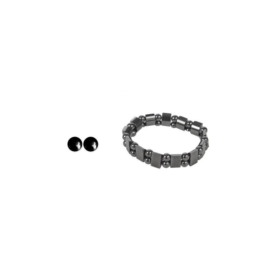 Bratara magnetica pentru slabit - PURE | boldcharts.ro