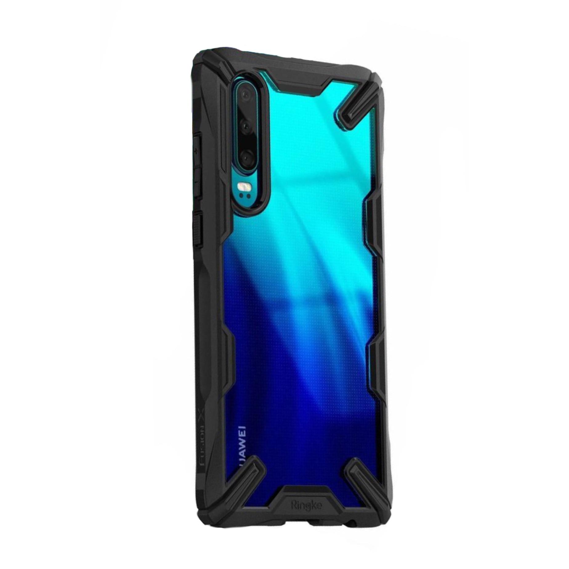 Fotografie Husa Ringke pentru Huawei P30 fusion X, Black