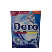 Dero Platinum gépi mosogatószer tabletta